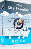 WEBO Site SpeedUp for CS-Cart